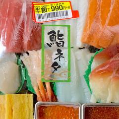 晩ご飯/豚汁/海鮮丼/おうちごはん/節約/簡単/... 🍚昨日の晩ご飯🍚  海鮮丼っ😆❣️ スー…(2枚目)