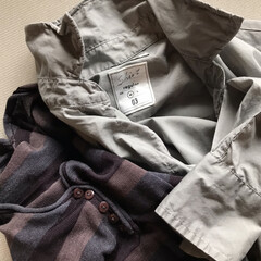 シャツ/ファッション/梅雨ファッション/日常のふとしたこと/夏ファッション この時期のファッションには本当悩まされま…