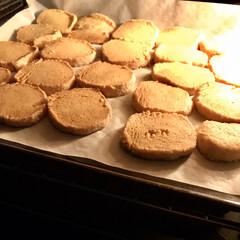 クッキー/いい香り/お菓子作り/お弁当/ハンドメイド/暮らし 朝からお部屋の中は甘〜いバニラの香りに包…