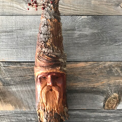 アーティスト作品/Xmas/クリスマス2019/リミアの冬暮らし/雑貨/ハンドメイド/... Xmas になると必ず飾る 長さ50cm…(2枚目)