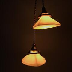 白熱球/作家のライト/照明器具/ソックス収納/雑貨/おしゃれ/... いつもと違う灯り ゆったり、まったり、^…
