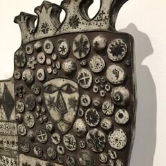 material/カラー/美術館/陶芸/ルート・ブリュック/北欧/... ルート・ブリュック展へ   言葉を失うほ…