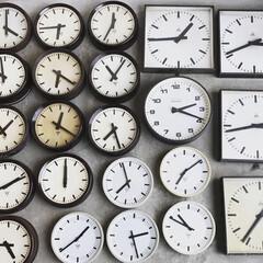 時計/日時のふとしたこと/暮らし 時計屋さんで売ってる時計の時刻ってみんな…