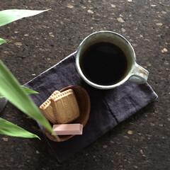 ホッと一息/コーヒータイム/暮らし ちょっと遅めのコーヒータイム  でもゆっ…