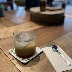 日曜日/ゆったり、まったり/素敵空間/カフェ 日曜日、立ち寄ったカフェにて 素敵空間で…