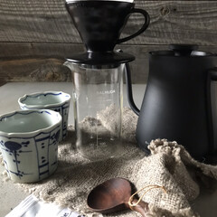 サプライズ/実家/美味しい/コーヒー豆/キッチン雑貨/暮らし/... 『美味しいコーヒー豆を送ります』と実家の…