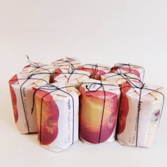 パッケージデザイン/フルーツ/美味しいもの/こだわりの一品/ジャム/モーニング/... 最近のモーニングはトーストした食パンにバ…