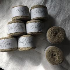 器用/お裁縫/編み物/ハンドメイド/ファッション とっても素敵な毛糸  悲しいことに裁縫は…