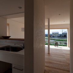 木の家/家づくり/住まい/暮らし/不動産・住宅/住宅建築/... 斑鳩の家|中山建築設計事務所