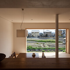 木の家/家づくり/住まい/暮らし/建築/家/... 斑鳩の家|中山建築設計事務所