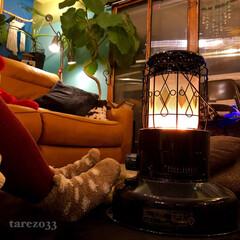 トヨトミ 対流形 石油 ストーブ クラシック CL-250 インクブルー | TOYOTOMI(石油ストーブ)を使ったクチコミ「寒いーサムイーさ〜む〜い〜 めっちゃ寒い…」
