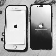 iCloudから復元/乗り換え/買い替え/iPhone ちょっとだけ、ご無沙汰です  同じキャリ…