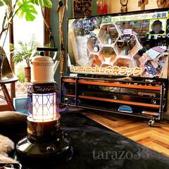 トヨトミ 対流形 石油 ストーブ クラシック CL-250 インクブルー | TOYOTOMI(石油ストーブ)を使ったクチコミ「お湯が沸くのを待つ間 いいなあー、カイン…」