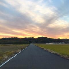 空/夕焼け/令和の一枚/LIMIAおでかけ部/おでかけ/風景/... 夕焼けはほんと綺麗