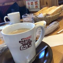 コメダ珈琲店/フード 早起きして、コメダのモーニング!