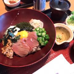 健康/ばくだん丼/ヘルシー/インナービューティー/ダイエット食/健康管理/... こちらは大戸屋のごはん😊ダイエット、筋ト…