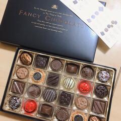 チョコレート/好物/御歳暮 お義母さんが、毎年、親戚からお歳暮を沢山…
