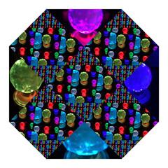 万華鏡/フォト遊び/雑貨/セリア/雑貨だいすき 数ヶ月前に、セリアで購入の7色ライトが綺…(8枚目)