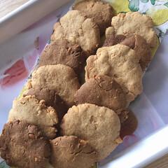 クッキー/おやつ作り 買っている、おやつが無いから~シナモンピ…