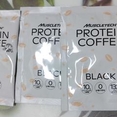 美ボディ/プロテイン/muscletech/ダイエット/ボディメイク/PR/... ホットコーヒーみたいでうまいです!  #…