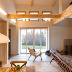 北欧/住まい/住宅/一戸建て/住宅設備/住宅購入/... 木にこだわり抜いた、ぬくもりある内装をご…