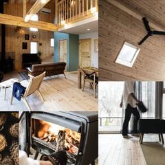 住まい/リノベーション/DIY/新築/一戸建て/住宅設備/... 《HUCK》の家は新築なのに自分好みに1…