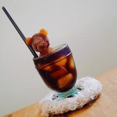 夏/グラス/アイスコーヒー/癒やされる/ホッコリ/暮らし/... ♡至福の一時