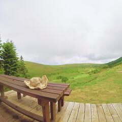 パン/サイフォンコーヒー/涼しい/素敵なロケーション/山ガール/山小屋/... ちょっぴり遠出🚖 最高に素敵な景色と山小…