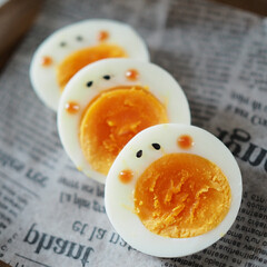 可愛い/秘密兵器/救世主/コンパクト/ゆで卵スチーマー/ゆで卵/... 救世主……的な✨秘密兵器…的な✨(2枚目)