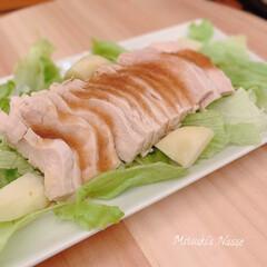 LIMIAな暮らし/リミア/Mitsuki's Nasse/おうちご飯/おうちごはんクラブ/サラダチキン/... あっさり塩鳥∧( 'Θ' )∧の簡単レシ…