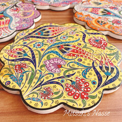 LIMIAなくらし/LIMIA仲間/LIMIAな暮らし/LIMIA/リミアな暮らし/Mitsuki's nasse/... 私のキッチン雑貨の紹介です。鍋敷きには、…(2枚目)