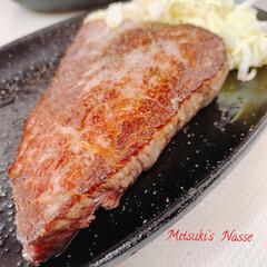 調理器具/鉄板焼き/鉄板料理/鉄板/国産牛/ビーフ/... 1.5キロの牛肉を買って300gにカット…