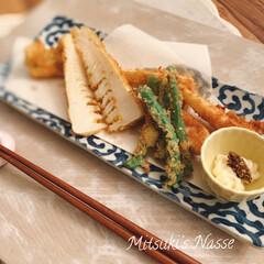 簡単レシピ/おすすめ/春の食材/家庭料理/美味しい/美味しいおかず/... 昨日茹でた竹の子にパルメゾチーズ風味のパ…(3枚目)