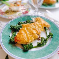 Mitsuki's Nasse/おうちごはんクラブ/おうちご飯/おうちごはん/クリーム煮/魚レシピ/... いつものサラダをおもてなしサラダにする盛…