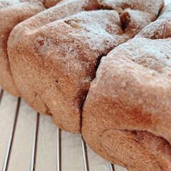 賞味期限2020年4月25日 ブラン 200g パイオニア企画(小麦ふすま)を使ったクチコミ「今日は、最近流行りの「ブランパン」を作り…」