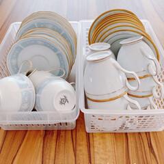 ティーカップ/コーヒーカップ/食器/テーブルウェア/カップボード/キッチン/... ステイホーム週間🏠我が家の普段使いの食器…(3枚目)