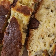 100均/節約/ダイソー/簡単/時短レシピ/ラク家事/... こちらはチョコバナナパウンドケーキです(…(2枚目)
