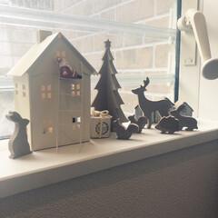クリスマス雑貨/ナチュラルキッチン/クリスマス2019/リミアの冬暮らし クリスマス🎄サンタさん🤶 ご苦労様です😊