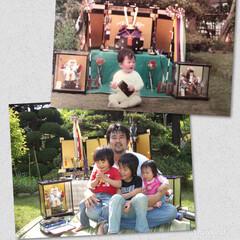 同じ構図/写真/わたしのお気に入り 35年後 同じ場所 同じ構図 で写真を撮…(1枚目)