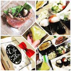 デパ地下/惣菜/フォロー大歓迎/グルメ/フード/おうちごはん 昨夜のご飯\♥︎/ RF1です!! そし…