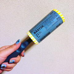 IKEA/イケア/掃除/おすすめアイテム/暮らし 100均のよりも 安いIKEAのコロコロ…(1枚目)