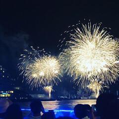 神戸/花火/夏/LIMIAおでかけ部/おでかけ/風景 神戸花火大会  心が神戸美人になりたい。