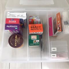 ダイソー/セリア/100均/収納/住まい/おすすめアイテム/... 嵩張りやすい薬などは箱からだしてカードケ…(2枚目)