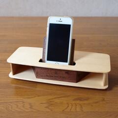 スマホスピーカー/iPhone/スマホスタンド/雑貨