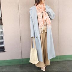 guコーデ/今日のコーデ/プチプラコーデ/ママコーデ/ファッション 今年たくさん着ているくすみミントグリーン…(1枚目)