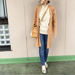ユニクロコーデ/ママコーデ/プチプラコーデ/今日のコーデ/ファッション UNIQLOのウルトラストレッチジーンズ…