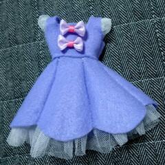 「リカちゃん人形のお洋服です」(1枚目)