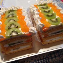 おうちカフェ 無性にケーキが、食べたい時は、 時短でケ…(3枚目)