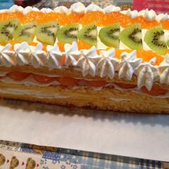 おうちカフェ 無性にケーキが、食べたい時は、 時短でケ…(1枚目)