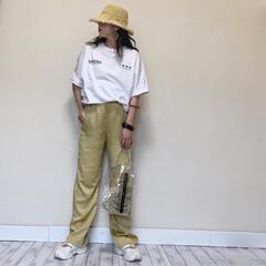 白T/白Tシャツ/ロゴTシャツ/ロゴT/バクプリ/バックプリント/... @5415325_official × …(5枚目)